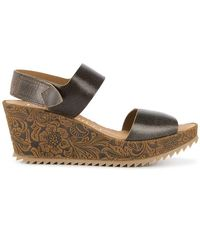 Pedro Garcia - Wedge Sandals - Lyst