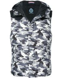 Guild Prime - Camouflage Gilet - Lyst