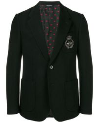 b9881f043ee Fine Gauge Milano Jacket. £649. Farfetch. Dolce & Gabbana Milano Stitch  Blazer