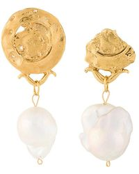 Alighieri - La Passione Di Napoli Earrings - Lyst