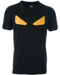 Fendi - Bag Bugs T-shirt - Lyst