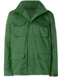 Mp Massimo Piombo - Chagall Field Jacket - Lyst