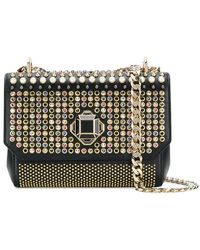 Elie Saab - Swarovski Crystal Embellished Shoulder Bag - Lyst
