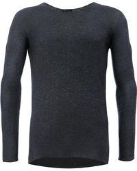 Avant Toi - Fine Knit Jumper - Lyst