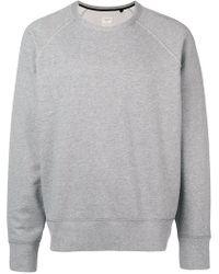 Rag & Bone - Round Neck Sweatshirt - Lyst
