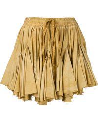 Vivienne Westwood Gold Label - 'facette' Skirt - Lyst