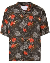 Yoshiokubo Aloha Camp Collar Shirt