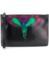 Marcelo Burlon - Wings Clutch Bag - Lyst