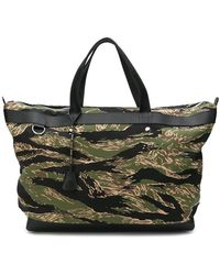 Golden Goose Deluxe Brand - Camouflage Print Holdall Bag - Lyst