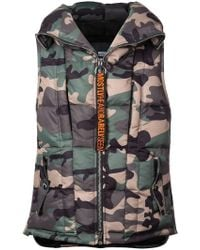 Mostly Heard Rarely Seen - Snivel Puffer Vest - Lyst