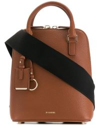 Jil Sander - Structured Tote Bag - Lyst