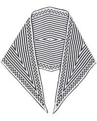 Haider Ackermann - Striped Scarf - Lyst