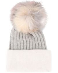 Jocelyn - Knitted Hat - Lyst