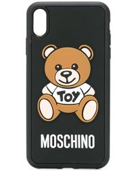 Moschino - Toy Teddy Iphone Xs Max Case - Lyst
