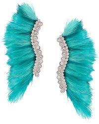 Mignonne Gavigan - Oversized Wings Earrings - Lyst