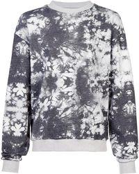 Cynthia Rowley - X Garrett Mcnamara New School Printed Sweatshirt - Lyst