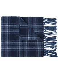 Polo Ralph Lauren - Checked Scarf - Lyst
