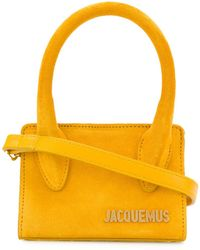 Jacquemus - Logo Mini Bag - Lyst