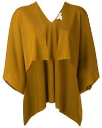 Jucca - Open Front Capelet - Lyst