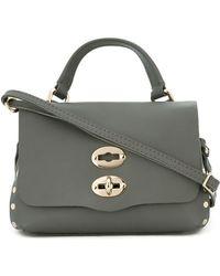 Zanellato - Flap Closure Cross-Body Bag - Lyst