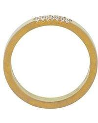 Ileana Makri - Thin Band Ring - Lyst
