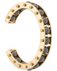 Lele Sadoughi - Embellished Cuff Bracelet - Lyst
