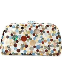 Serpui - Mother Of Pearl Clutch - Lyst