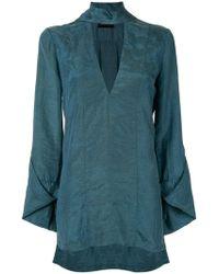 Kitx - Fleeting Tie Shirt - Lyst