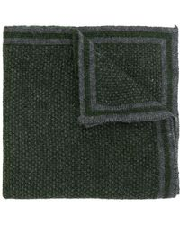 Canali - Knitted Pocket Square - Lyst