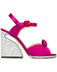 Charlotte Olympia - 'vreeland' Sandals - Lyst