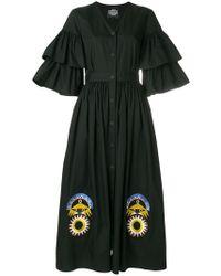 Katya Dobryakova - Circled Ornament Dress - Lyst