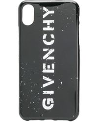 Givenchy - Cover per iPhone X con logo - Lyst