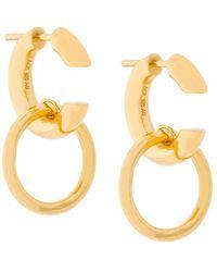 Maria Black - Twin Earrings - Lyst