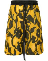 Prabal Gurung - Shorts con coulisse - Lyst