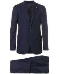 Lardini   Single Breasted Suit   Lyst