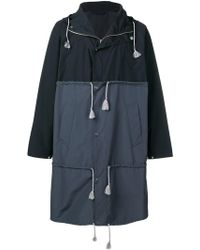 Marni - Trench con coulisse - Lyst