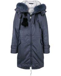Peuterey - Zipped Padded Coat - Lyst