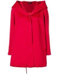 Aspesi - Hooded Jacket - Lyst