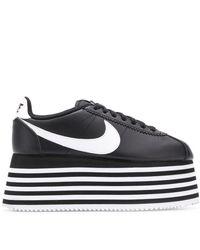 Comme des Garçons - Zapatillas de Nike x - Lyst