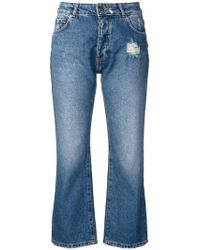 Each x Other - Cropped Jeans - Lyst