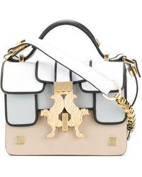 Giancarlo Petriglia - Block Colour Shoulder Bag - Lyst