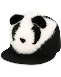 Joshua Sanders - Panda Hat - Lyst