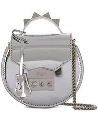 Salar - Round Shape Crossbody Bag - Lyst