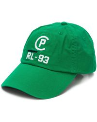 Polo Ralph Lauren - Logo Embroidered Baseball Cap - Lyst