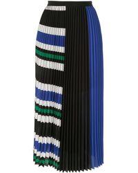Three Floor Vertical Vibes Skirt