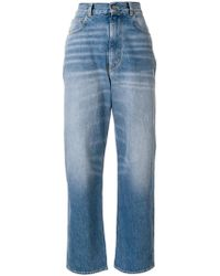 Golden Goose Deluxe Brand - Stonewashed Jeans - Lyst