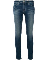 AG Jeans - Skinny Jeans - Lyst