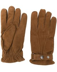 Lardini - Classic Slip-on Gloves - Lyst