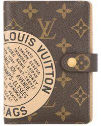 Louis Vuitton - T&b Agenda Pm Notebook Cover - Lyst
