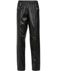 Mara Mac - Zipped Straight Trousers - Lyst